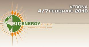 Bioenergy Expo 2010 Verona
