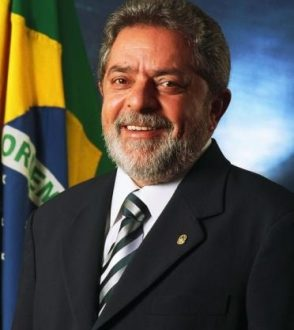 Il presidente del Brasile Lula