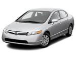 honda civic gx, eletta auto più verde negli USA