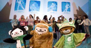 Vancouver 2010 - mascotte olimpiche
