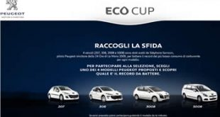 peugeot eco cup
