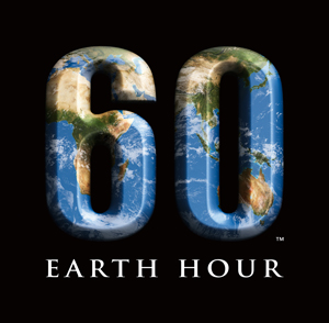 earth hour 60°, l'Ora della Terra