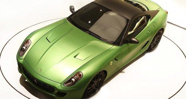 Ferrari ibrida