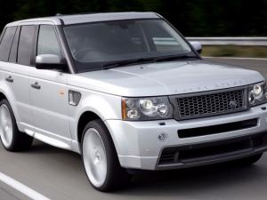 Range Rover Sport ibrida