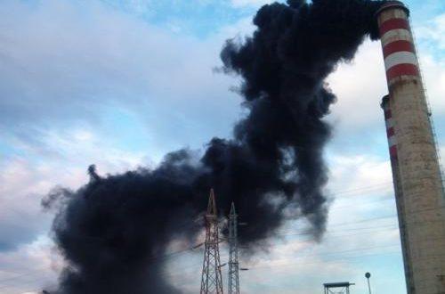 energia prodotta dal carbone...