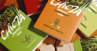 chicza, il chewing-gum ecologico