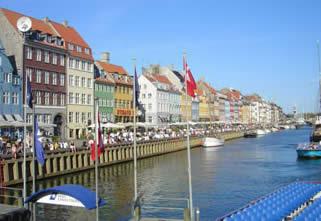 copenaghen, capitale europea dell'ecostenibilità