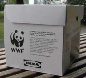 eco bulb box Ikea