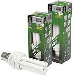 la lampadina a basso consumo: ge biax