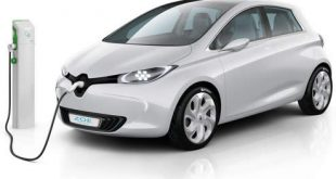 Auto elettrica Renault ZOE Preview