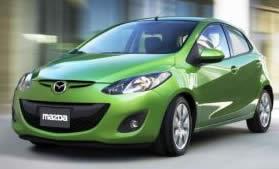 Mazda a basso imaptto ambientale