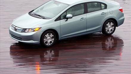 Honda Civic 2012 punta tutto sull'ecologia