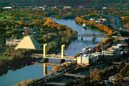 Sacramento, metropoli a basso impatto ambientale