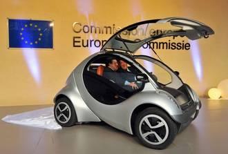 HIRIKO: auto elettrica ripieghevole