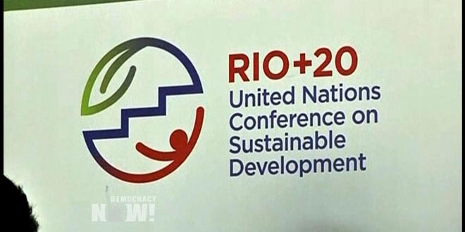 Conferenza Onu sul clima organizzata a Rio de Janeiro