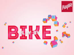 Logo evento Play By Bike