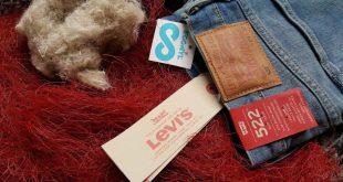 Lev's Jeans eco-sostenibili