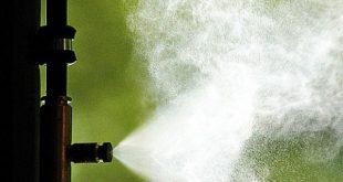 nebulizzazione dell'acqua